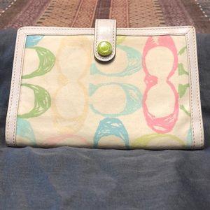 Coach wallet/pocketbook